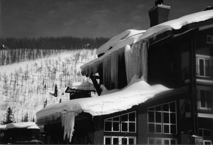 Ice Dams Newhouse Amp Sun Construction